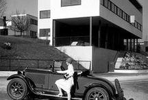 Triangle Modernist - Le Corbusier Research / by Alva Horton