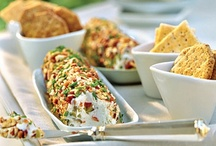 Food - Appetizers / by Alicia Coffman Quenemoen