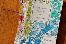 Art Journaling / by Rosa Rivero