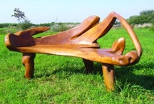 benches / by Jim Miller
