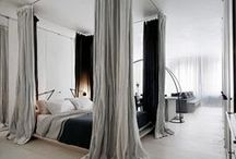 BEDROOMS / by Hanna L