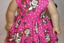 American Girl Doll Clothes / by Michelle Birk Cutright