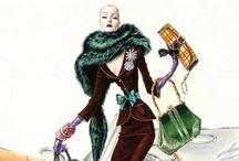Fashion illustration / by Patti R
