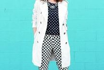 Black & White / White hot and cool black trends and inspirations / by shopkick