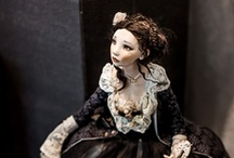 Puppet master. Dollhouse. Miniatures / by Cri