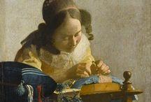 Art-Vermeer / by Laurie A