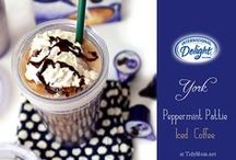 Frozen Coffee Treats / Delicious recipes to make your favorite Iced Coffee drinks at home. Swirl in your favorite International Delight flavors and enjoy! You name it: popsicles, frappes, ice cream shakes, frozen deserts...the list goes on!   / by International Delight
