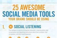 Hot in Social Media / Latest News from Mamba Media in Social Media; Cool Social Promotions and Campaigns; #infographics #socialmedia #socialmarketing #strategy #marketing - mambamedia / by Mamba Media