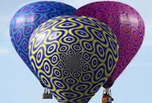 Up Up and Away / in my beautiful balloon / by Raewyn Todd