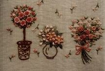 Stitched Up / Embroidery / by Raewyn Todd
