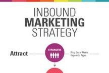 Inbound & Digital Marketing / Inbound marketing, digital marketing, digital strategy  / by Mamba Media