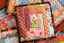 Quilts & Fabric stuff / by Amy Henderson