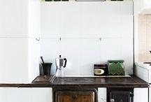 cocinas: muebles / electrodómesticos / by MercedesDiezMenendez