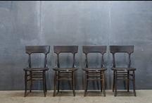 chairs / sillas  / by MercedesDiezMenendez