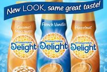 Flavor News / Flavor news and updates from your favorite coffee creamer and iced coffee brand, International Delight. Cheers! / by International Delight