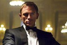 Daniel Craig as James Bond / by Alesia