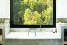 Bathrooms / by -Renata Gross- RG Art & Design