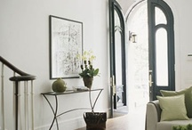 Foyers & Entrances / by -Renata Gross- RG Art & Design