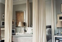 Bedrooms / by -Renata Gross- RG Art & Design