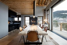 Country & Mountain Interiors / by -Renata Gross- RG Art & Design