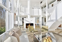Modern & Contemporary Interiors / by -Renata Gross- RG Art & Design