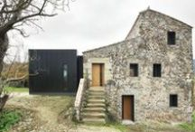 My Love for Stone Houses / by -Renata Gross- RG Art & Design