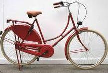 vintage bikes / by Anne Brown