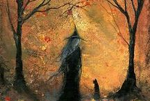 witchy whoooo / by Anne Brown