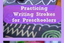 work- preschool / by Aimee Squires