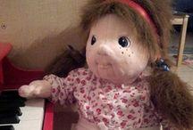 JOyK Empathy Dolls / by Anne Brown