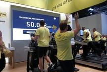 Let's Move for a Better World / by Technogym