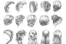 Hair . / by Esmeralda De La Garza