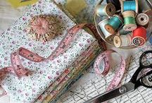 bobbins & buttons & more. ♥ / by Anne Brown