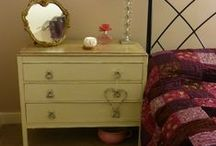 Resouled Furniture / Putting soul and purpose back into old and beautiful , well made, crafted furniture from bygone eras / by Anne Brown