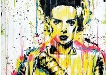 The artsy Side / by Amanda Calabro