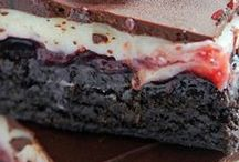 Brownies, Fudge, Candy, and Chocolate Desserts / by Chris Sutherland