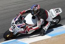 Mazda Raceway Laguna Seca / by AMA Pro Road Racing