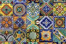 Tiles  / by Sara Banazol