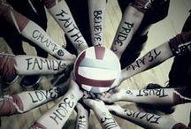 Volleyball / by Heather Shortt