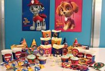 Paw Patrol Party / by Luzdell Cielo