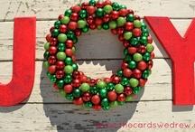 Christmas Wreaths  / by CraftsnCoffee