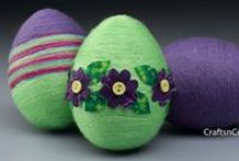 Easter Crafts / by CraftsnCoffee