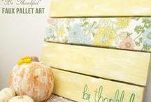 DIY Wall Art / by CraftsnCoffee