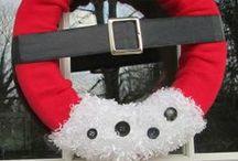 Santa Christmas Crafts / by CraftsnCoffee