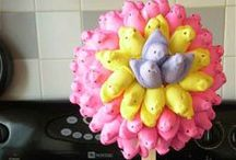 Marshmallow PEEPS Crafts!  / by CraftsnCoffee