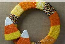 Candy Corn Crafts / by CraftsnCoffee