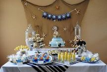 mallorys baby shower ideas / by Shelby Ball