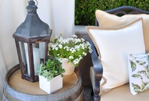 Gardening/Patio Ideas / by Courtney | NeighborFood