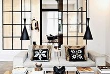 Lovable Living Rooms / by Huh? Designs