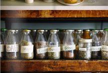 herbal medicine cabinet / by Hudlette Meaola
